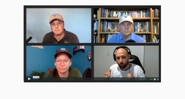 NEI Panel discussion [Steve Martin, Chris Jenkins & Arianna Bailey]