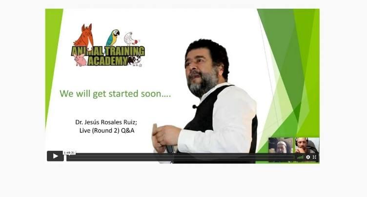 Dr. Jesús Rosales Ruiz: Live Q&A [Round 2]