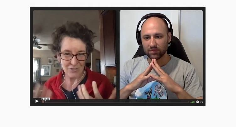 Celebrate approximations – a live discussion with Sarah Owings & Ryan Cartlidge